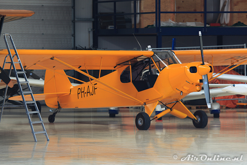 PH-AJF Piper PA18-150 Super Cub