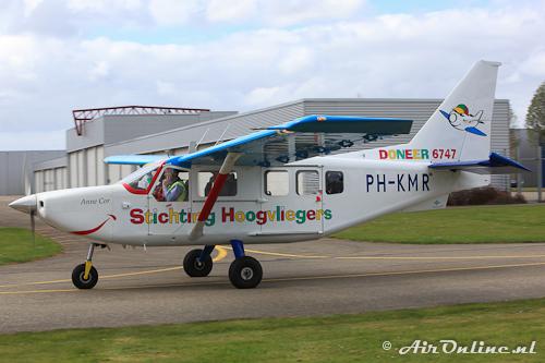 PH-KMR Gippsland GA-8 Airvan