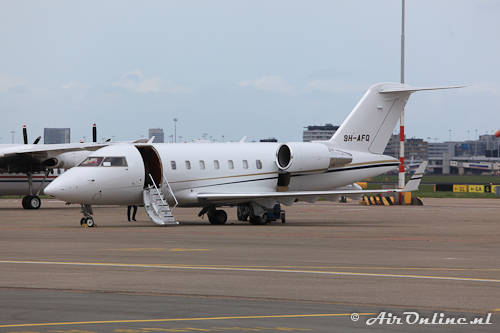 9H-AFQ Canadair CL-605 Challenger (Comlux Aviation Malta)