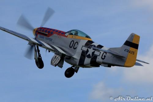 PH-PSI North American P-51D (Seppe 4 september 2010)