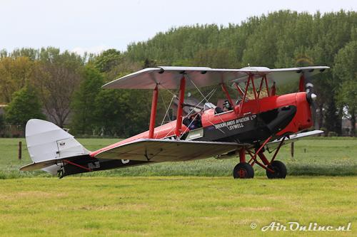 G-ADGV De Havilland DH82a Tiger Moth