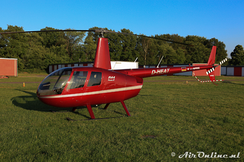 D-HEAT Robinson R44 Raven II