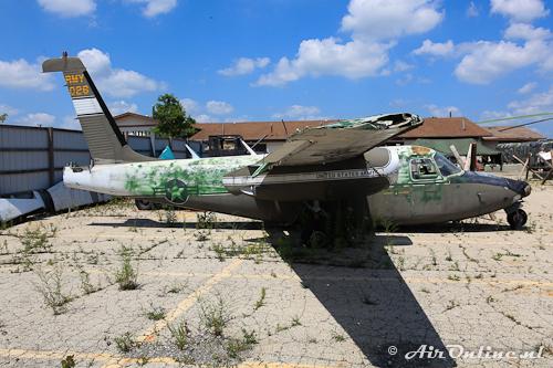 56-4026 Aero Commander U-9C (L-26C)