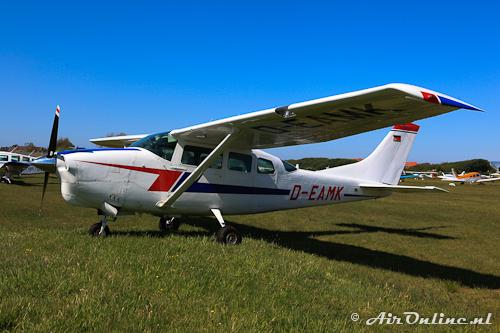 D-EAMK Cessna T210F Turbo Centurion