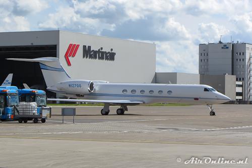 N127GG Gulfstream V