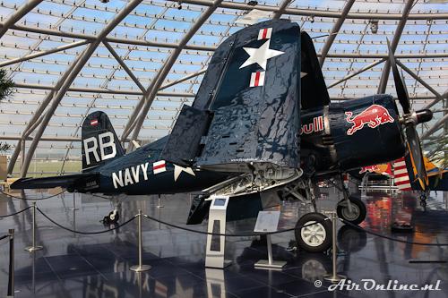 OE-EAS Vought F4U Corsair Flying Bulls