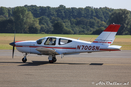 N700SN Socata TB-20 Trinidad