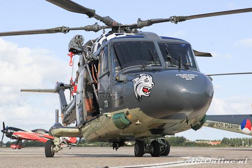 273 Westland Lynx SH-14D MLD