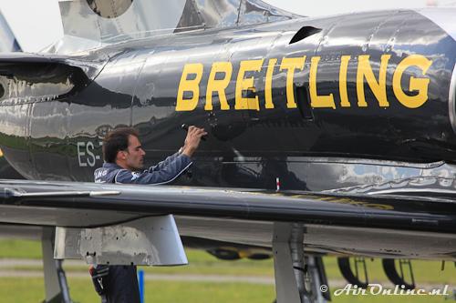 Inspectie van ES-TLC / 8 Aero L-39C Albatros