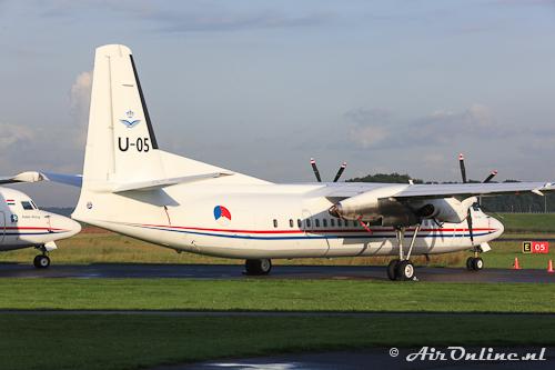 U-05 Fokker 50 KLU
