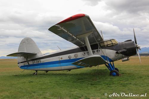 SP-AWS Antonov An-2TP