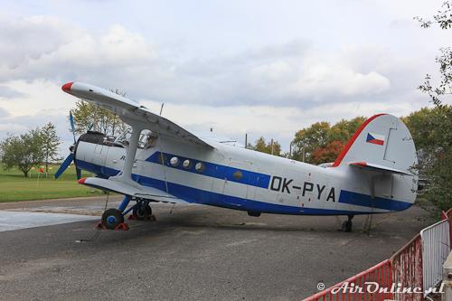 OK-PYA Antonov An-2