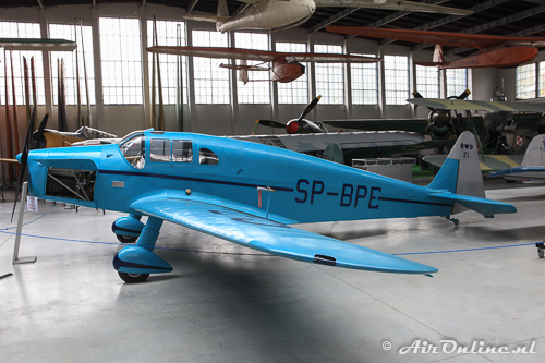 SP-BPC RDW 21 Krakau Aviation Museum