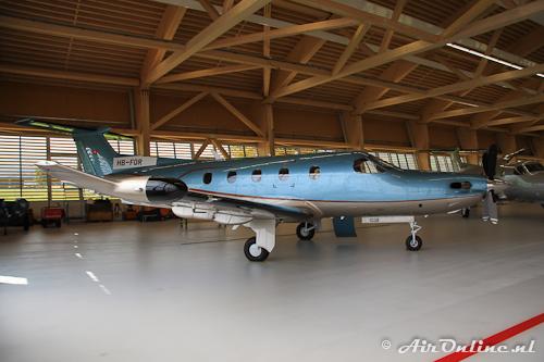 HB-FQR Pilatus PC-12/47E (c/n 1038)