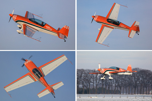 D-EXIR Extra EA300L (Teuge, 8 december 2012)