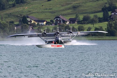 D-CIDO Dornier Do-24ATT (Wolfgansee)