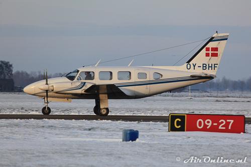 OY-BHF Piper PA-31-310 Navajo