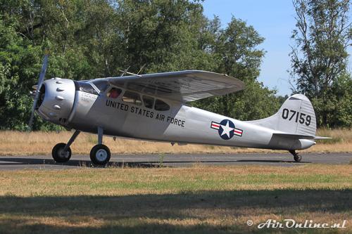 N3458V / 07159 Cessna 195