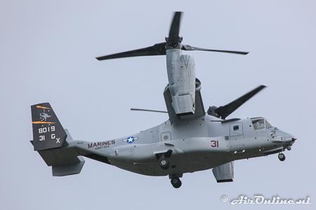168019 Boeing V22 US Marines VMMT-204