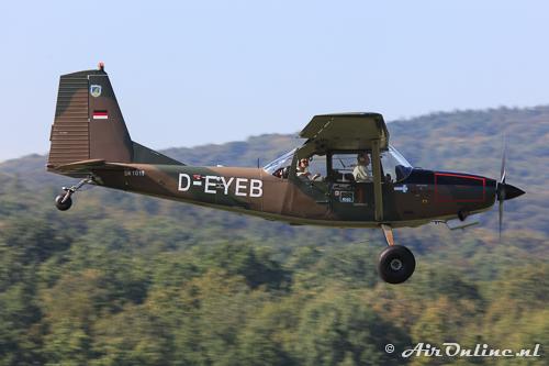 D-EYEB SIAI-Marchetti S.M.1019A