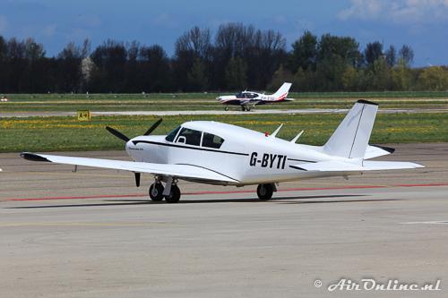 G-BYTI Piper PA-24-250 Comanche