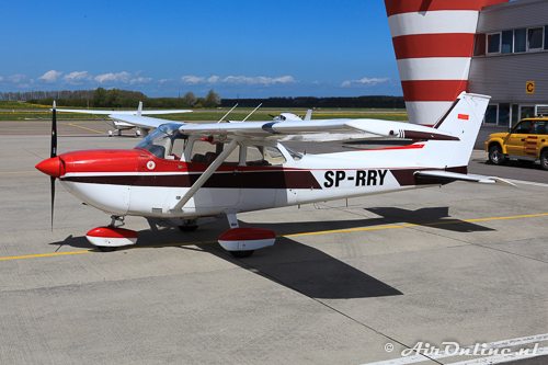 SP-RRY Cessna 172H Skyhawk