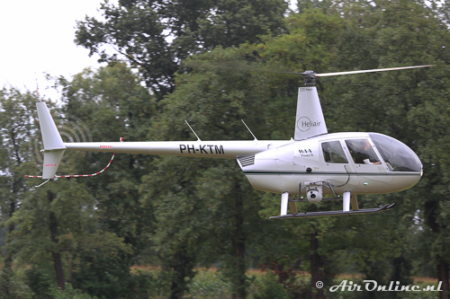 PH-KTM Robinson R-44 Raven II