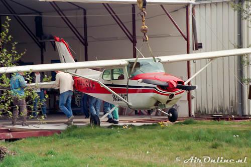 PH-SKH Cessna 172M Skyhawk