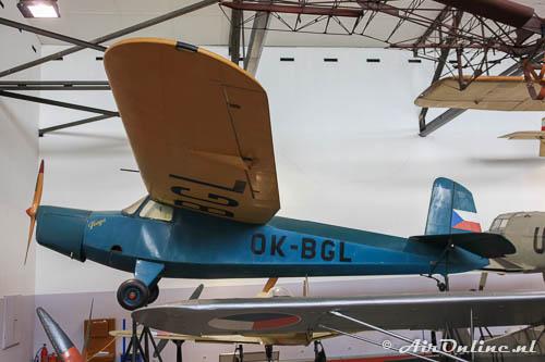 OK-BGL Praga E.114M Air Baby (Kbely 2012)