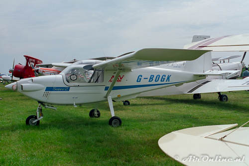 G-BOGK ARV1 Super 2 (Seppe, 1994)