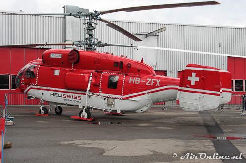 HB-ZFX Kamov Ka-32A12 HeliSwiss