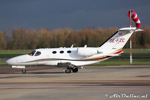 OE-FZC Cessna 510 Citation Mustang