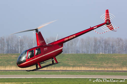 PH-DWW Robinson R44 Raven II
