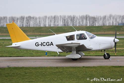 G-ICGA Piper PA-28-140 Cherokee