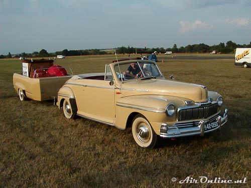 1946 Mercury Series 69M Cabriolet