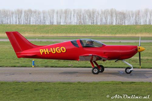 PH-UGO Aero Designs/Skystar Pulsar III