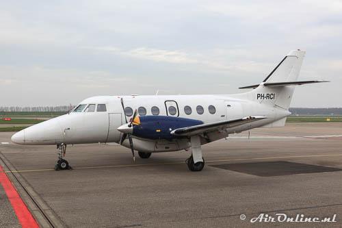 PH-RCI BAe Jetstream Series 3200