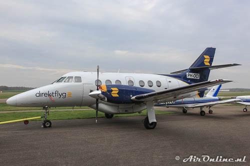 PH-OCI BAe Jetstream Series 3200