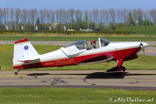 PH-LGR Vans RV-6