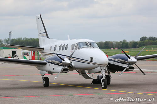 M-TSRI Beech C90GTX King Air