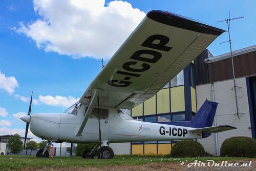 G-ICDP Reims/Cessna F150L