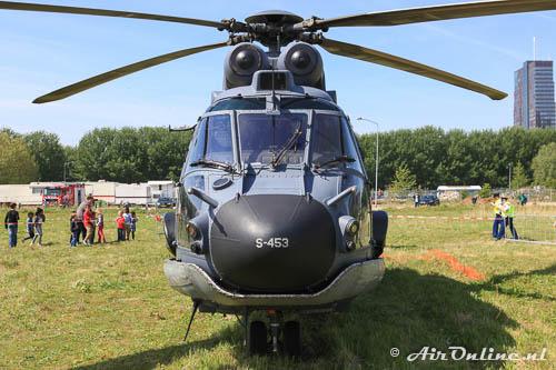 S-453 Aerospatiale AS532 U2 Cougar KLu