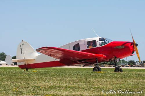 Cat. Classic Planes; N74260 Bellanca 14-13 Cruisair Senior