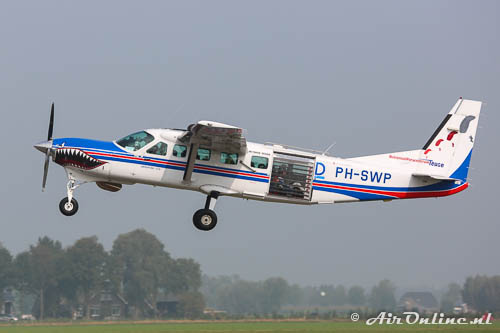 PH-SWP Cessna 208B Grand Caravan
