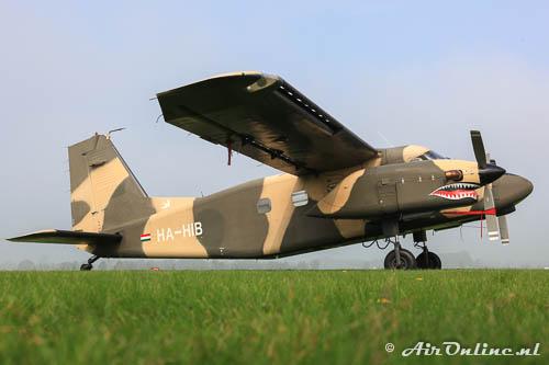 HA-HIB Dornier Do-28 G92 Skyservant