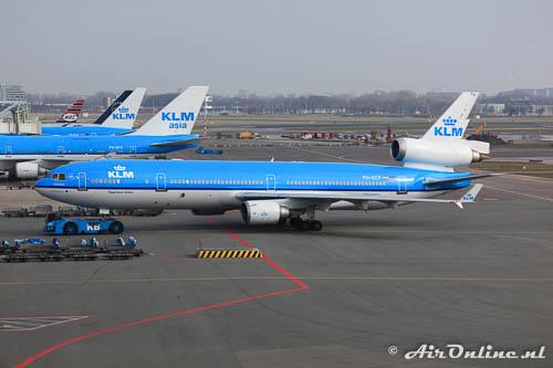 PH-KCF MD-11 KLM