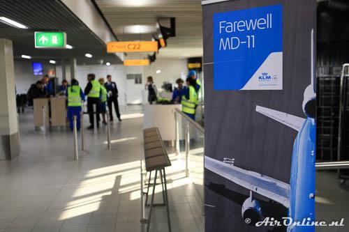 Farewell gate 22