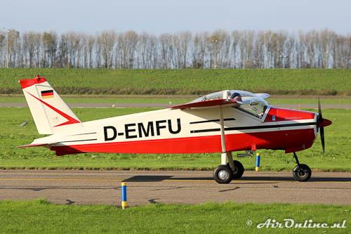 D-EMFU Bolkow Bo.208C Junior
