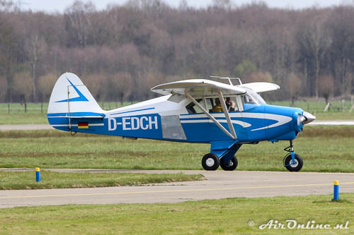 D-EDCH Piper PA-22-160 Tri Pacer