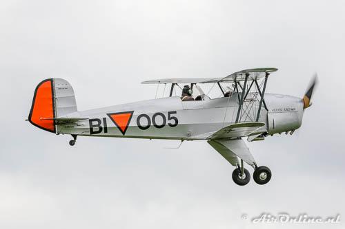 G-BUVN CASA I.131E Jungmann